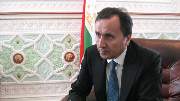 Посол Таджикистана в России Имомуддин Сатторов - Sputnik Тоҷикистон