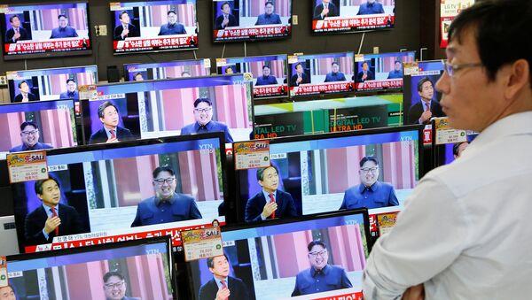 Заявление главы КНДР о проведении ядерного испытания - Sputnik Таджикистан