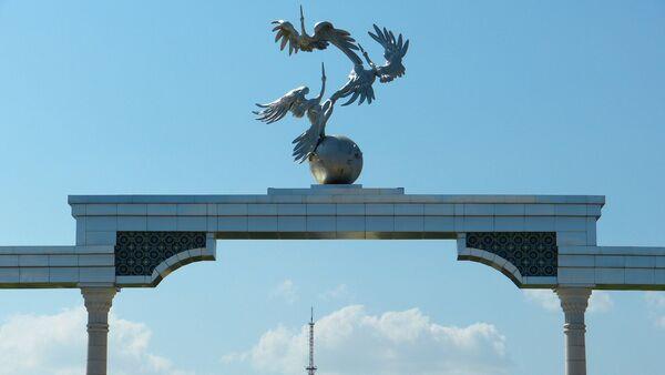 Площадь Независимости в Ташкенте. Архивное фото - Sputnik Таджикистан
