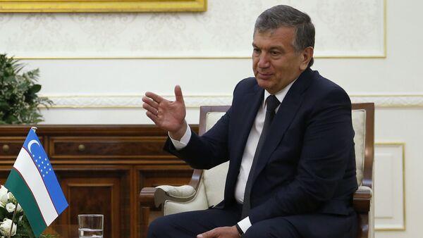 Шавкат Мирзиеёв. Архивное фото - Sputnik Таджикистан