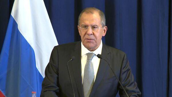 Лавров рассказал, о чем удалось договориться на переговорах с Керри по Сирии - Sputnik Тоҷикистон