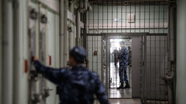Тюрьма, архивное фото - Sputnik Таджикистан