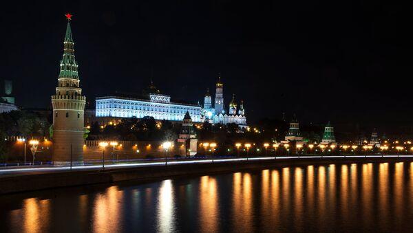 Вид на Кремль в Москве, архивное фото - Sputnik Таджикистан