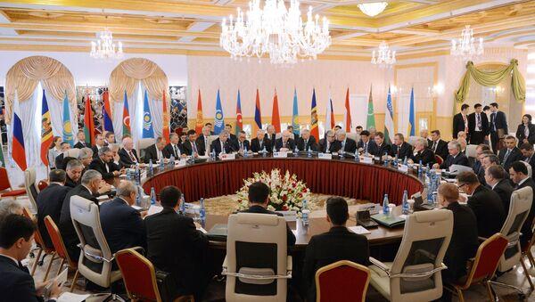 Совета министров иностранных дел СНГ. Архивное фото - Sputnik Таджикистан