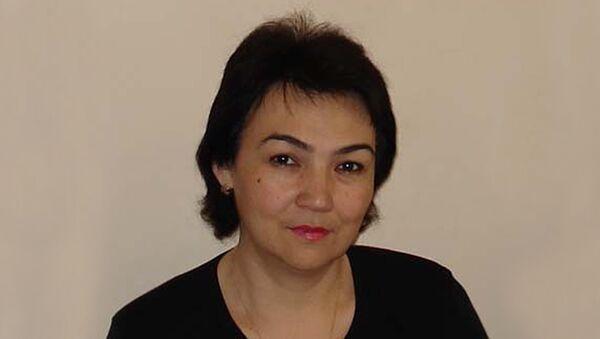 Директор  Института астрофизики Академии наук Таджикистана Гульчехра Кахирова - Sputnik Таджикистан