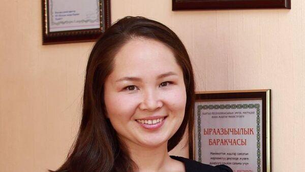 Узакбаева, архивное фото - Sputnik Таджикистан