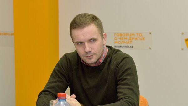 Станислав Притчин, российский политолог, архивное фото - Sputnik Таджикистан