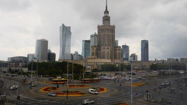 Варшава, архивное фото - Sputnik Тоҷикистон