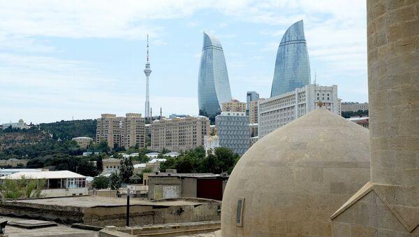 Баку, архивное фото - Sputnik Таджикистан