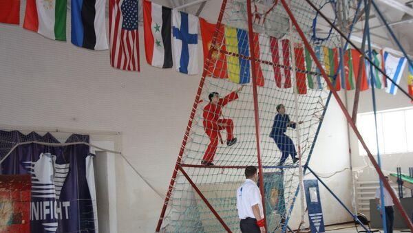 Соревнования по универсальному бою, архивное фото - Sputnik Таджикистан