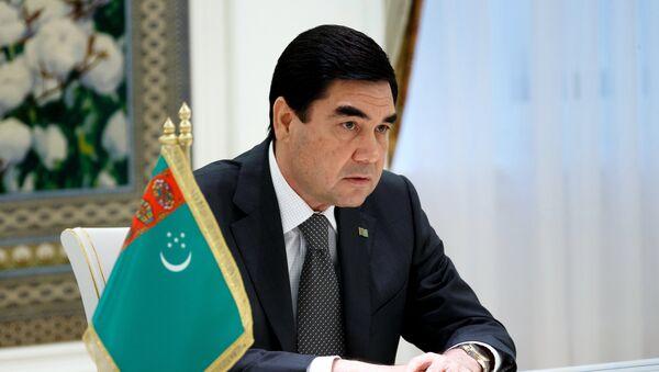 Президент Туркмении Гурбангулы Бердымухамедов, архивное фото - Sputnik Таджикистан