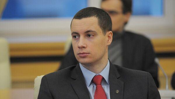 Дмитрий Попов, руководитель Уральского информационно-аналитического центра РИСИ - Sputnik Таджикистан