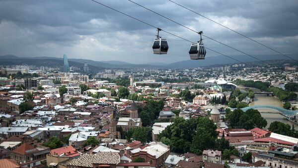 Тбилиси, архивное фото - Sputnik Таджикистан