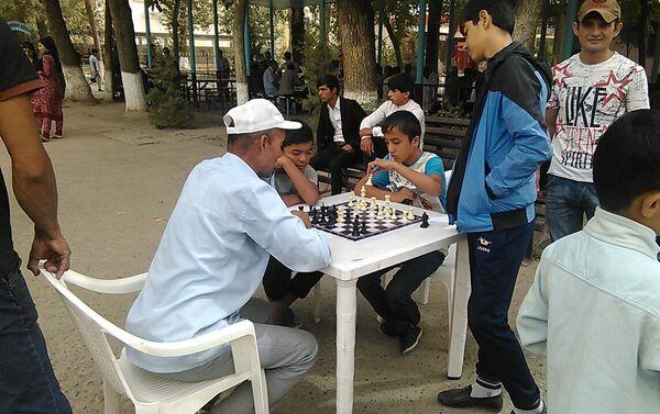 Жители Куляба приняли участие в спортивных соревнованиях - Sputnik Таджикистан