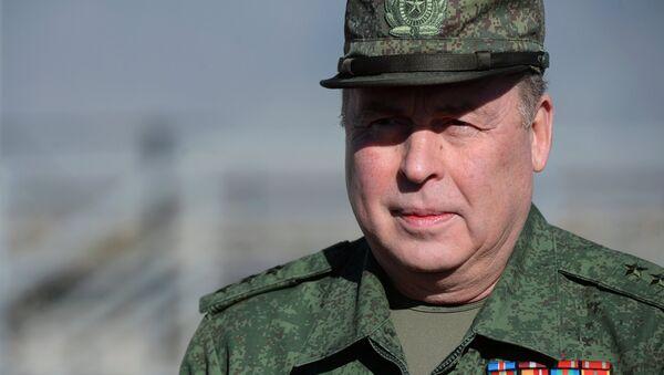 Генерал-полковник Анатолий Сидоров, архивное фото - Sputnik Тоҷикистон