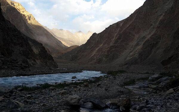 Дорога Душанбе-Бартанг - Sputnik Таджикистан