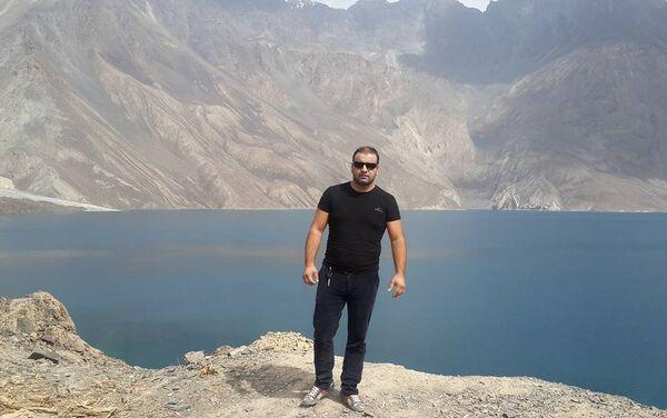 На Сарезском озере - Sputnik Таджикистан