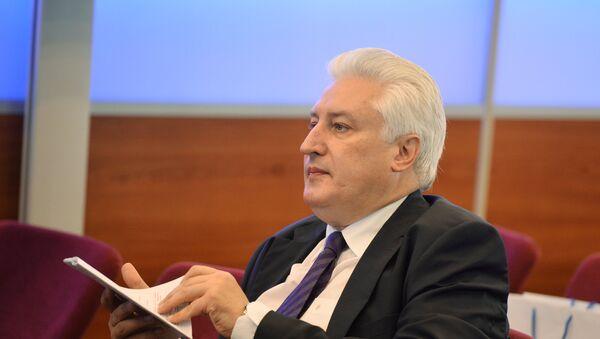 Игорь Коротченко, архивное фото - Sputnik Таджикистан