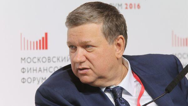 Заместитель председателя Совета Федерации РФ Евгений Бушмин, архивное фото - Sputnik Тоҷикистон