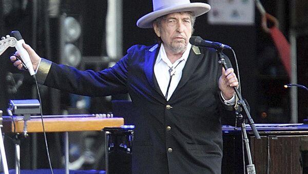 Боб Дилан, архивное фото - Sputnik Таджикистан