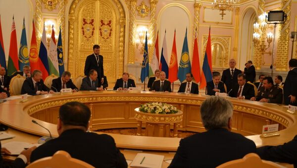 Сессия Совета коллективной безопасности ОДКБ, архивное фото - Sputnik Таджикистан