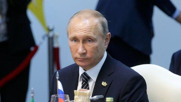 Визит президента РФ В. Путина в Республику Индию (Гоа). День второй - Sputnik Таджикистан