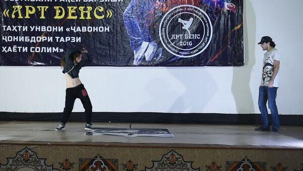 Молодежный турнир по хип-хопу прошел в Душанбе - Sputnik Таджикистан
