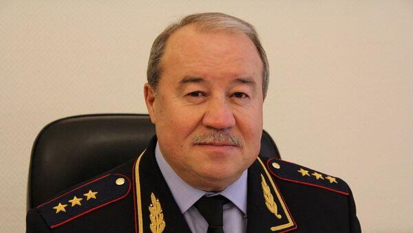 Руководитель Антитеррористического центра СНГ Андрей Петрович Новиков, архивное фото - Sputnik Таджикистан
