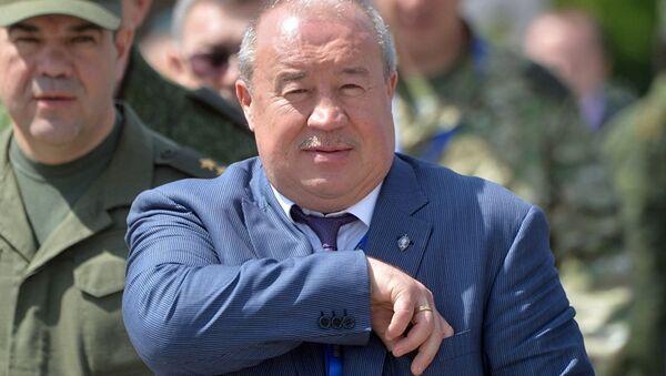 Руководитель АТЦ СНГ Андрей Новиков, архивное фото - Sputnik Таджикистан