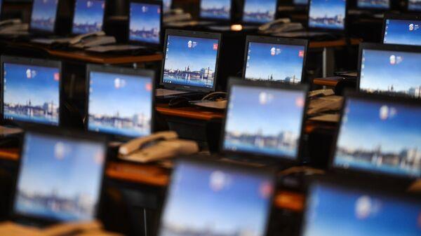 Компьютеры, архивное фото - Sputnik Таджикистан