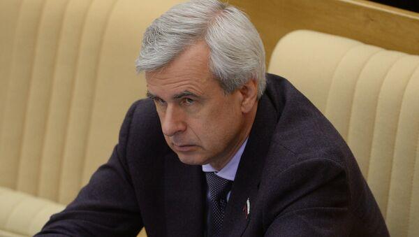 Вячеслав Лысаков, архивное фото - Sputnik Таджикистан