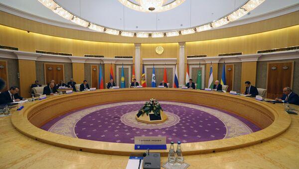Заседание Совета глав правительств государств – участников СНГ в Минске - Sputnik Таджикистан