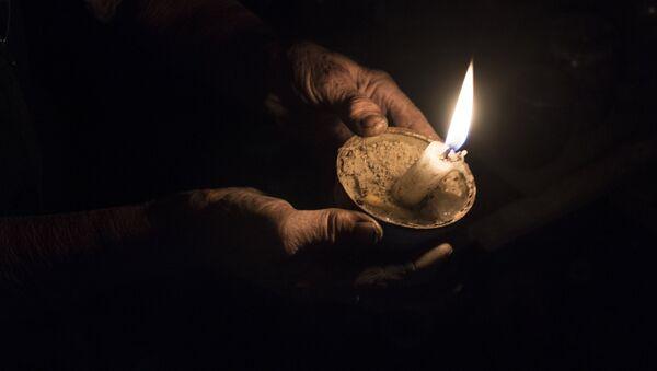 Свечка, архивное фото - Sputnik Таджикистан