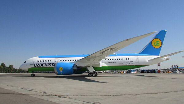 Boeing 787 Dreamliner, архивное фото - Sputnik Таджикистан