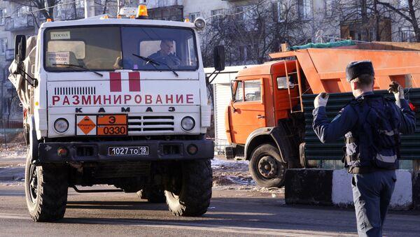 Саперы, архивное фото - Sputnik Таджикистан