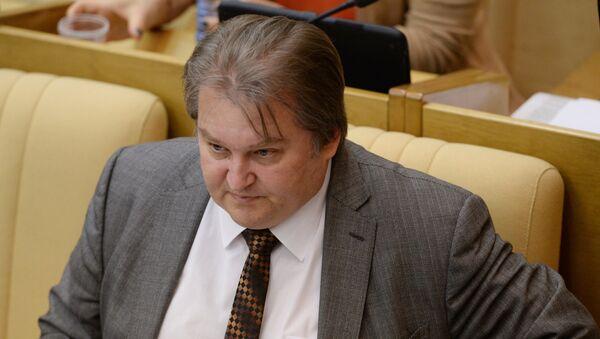 Михаил Емельянов, архивное фото - Sputnik Таджикистан