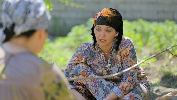 Таджикская актриса Мохпайкар Ёрова, архивное фото - Sputnik Таджикистан