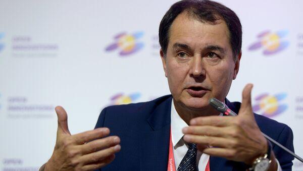 Заместитель министра транспорта РФ Валерий Окулов - Sputnik Таджикистан