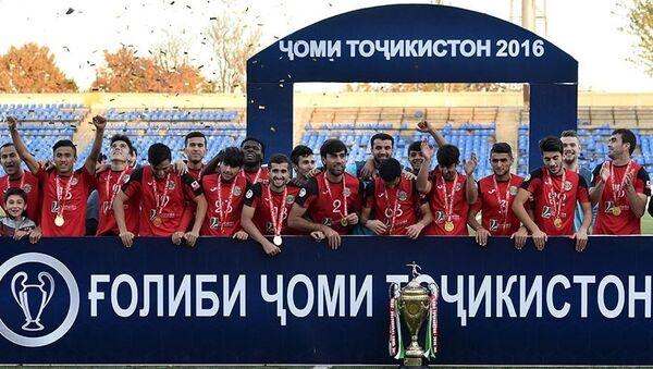 Команда Истиклола выиграла Кубок Таджикистана по футболу - Sputnik Таджикистан