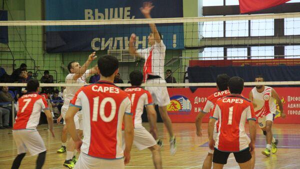 В Москве завершился Первый Межнациональный турнир по волейболу - Sputnik Таджикистан