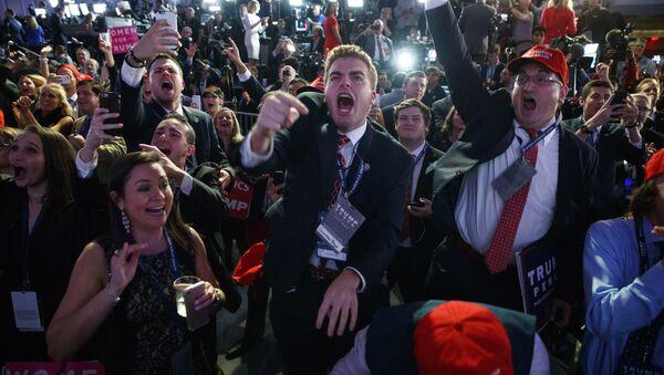 Выборы президента США - Sputnik Таджикистан