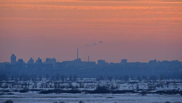 Вид на город Барнаул, архивное фото - Sputnik Таджикистан