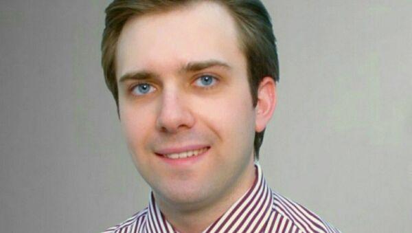 Илья Кравченко, архивное фото - Sputnik Таджикистан