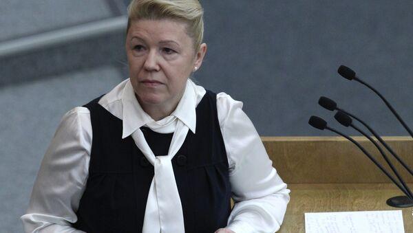Елена Мизулина, архивное фото - Sputnik Таджикистан