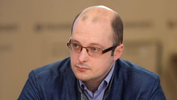 Президент Института национальной стратегии Михаил Ремизов, архивное фото - Sputnik Таджикистан