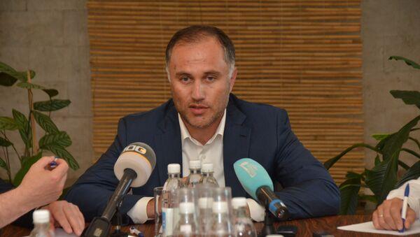Марат Оганесян, архивное фото - Sputnik Таджикистан