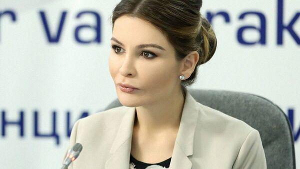 Лола Каримова-Тилляева, архивное фото - Sputnik Тоҷикистон