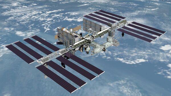 Международная космическая станция - Sputnik Таджикистан