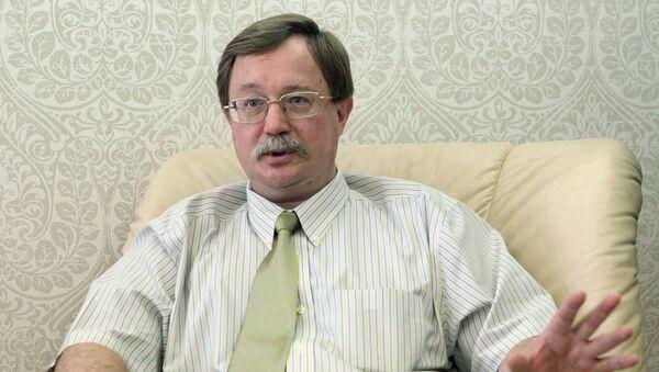 Илья Рогачев, архивное фото - Sputnik Таджикистан