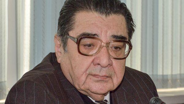 Сабит Негматуллаев, архивное фото - Sputnik Таджикистан